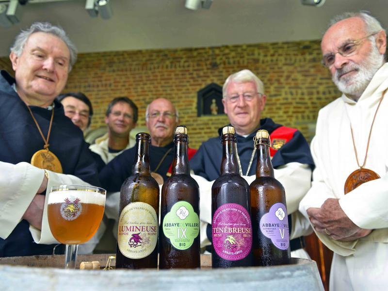Brasserie Artisanale et Didactique des Hostieux Moines de l'Abbaye de Villers en Brabant