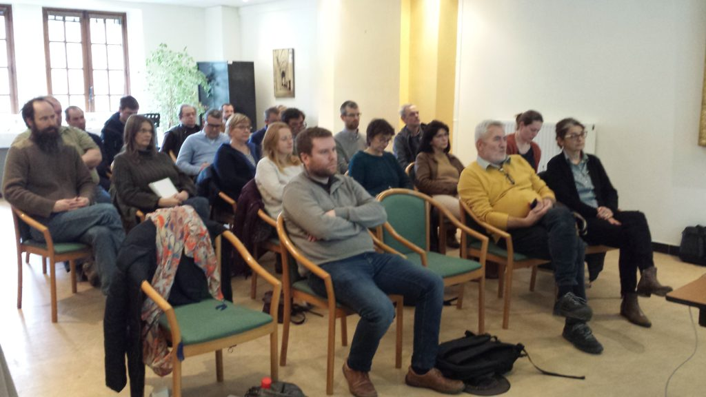 1er séance d'information sur les plantes médicinales