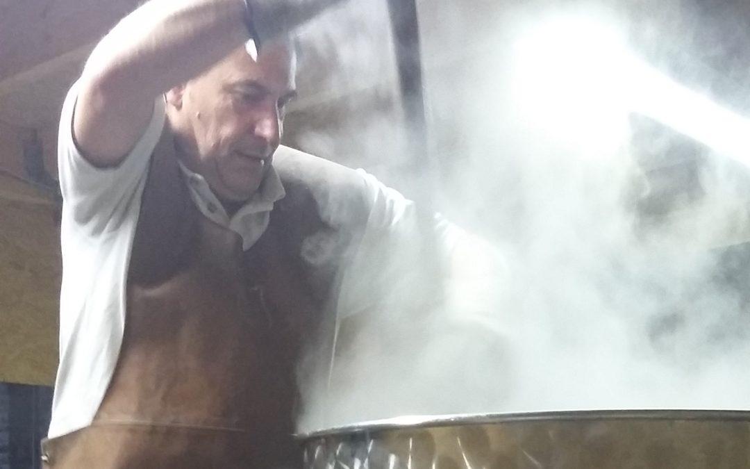 Brasserie des Arondes à Villers-Perwin