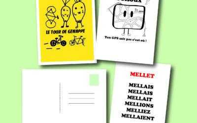 Concours cartes postales