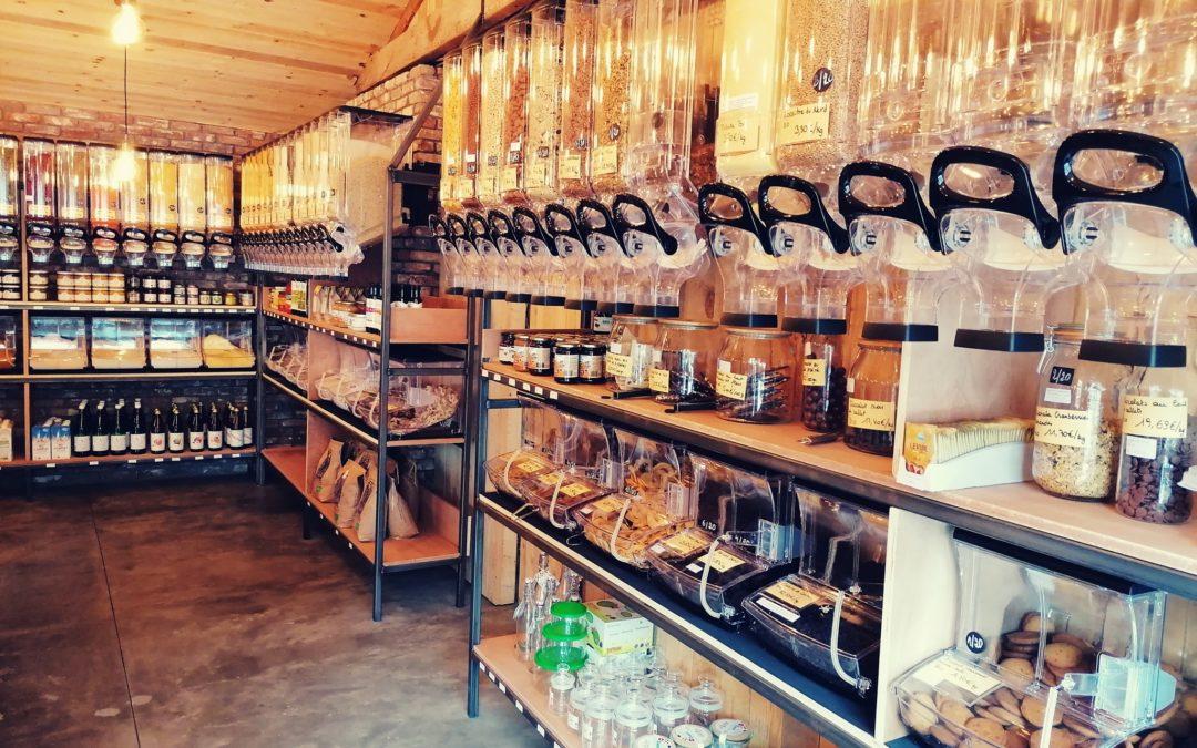 L'épicerie des 4 chênes à Villers-la-Ville