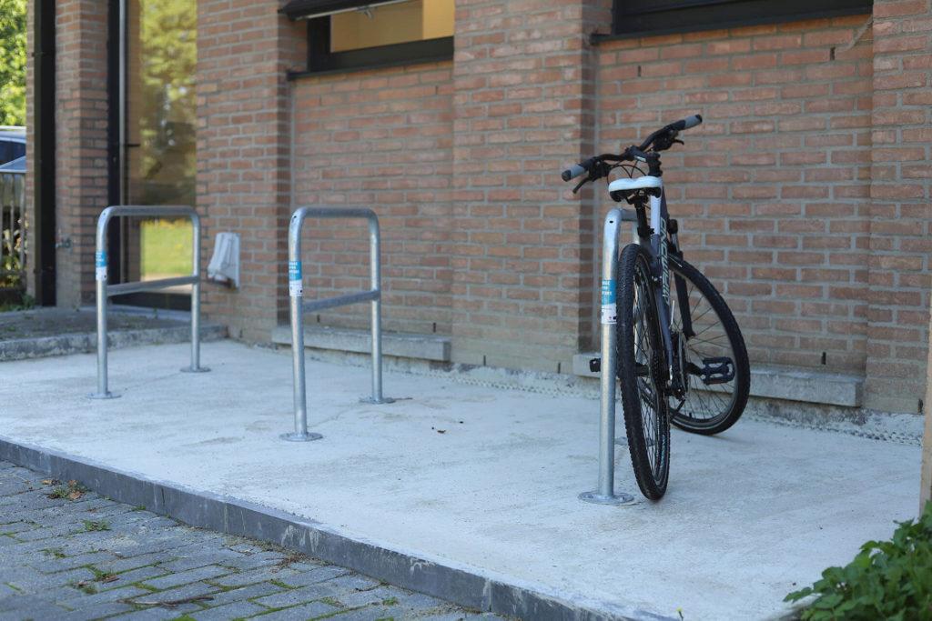 Des racks pour garer votre vélo