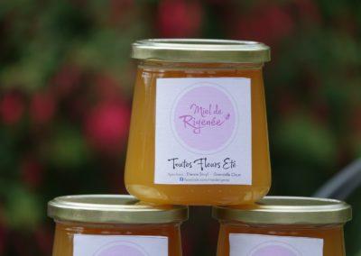Miel de Rigenée à Villers-la-Ville