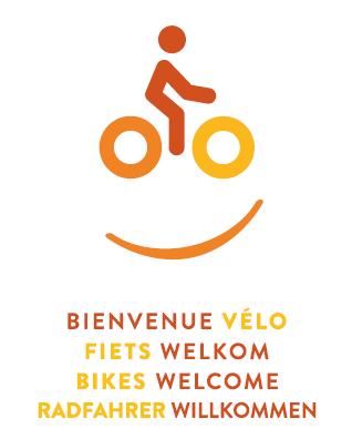 Bienvenue Vélo, label d'accueil en Wallonie