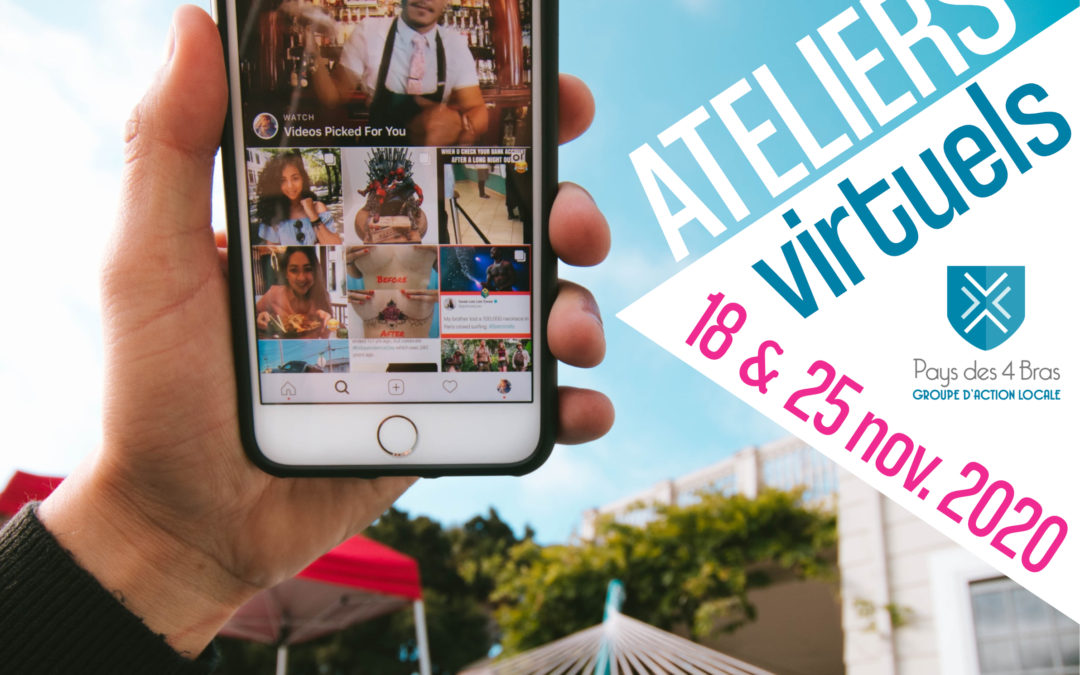 "Ateliers ""Influenceurs & Influenceuses"""