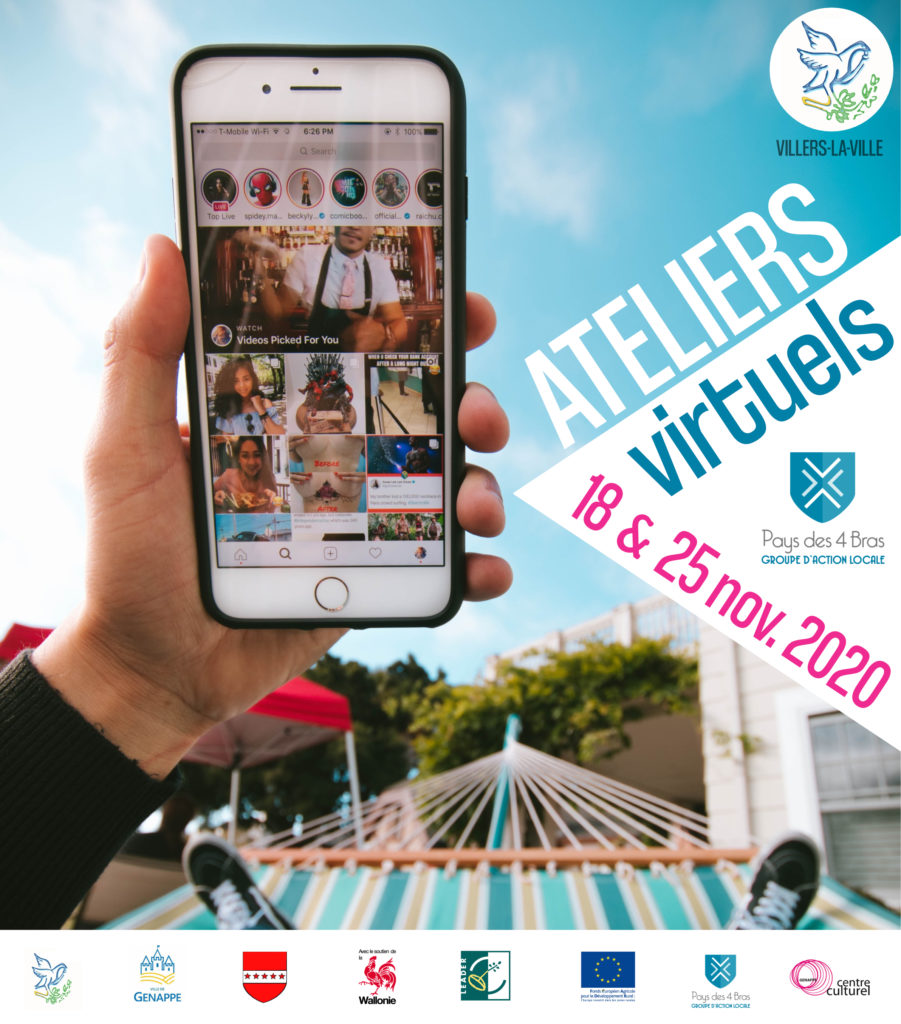 "Ateliers ""Influenceurs & Influenceuses"""