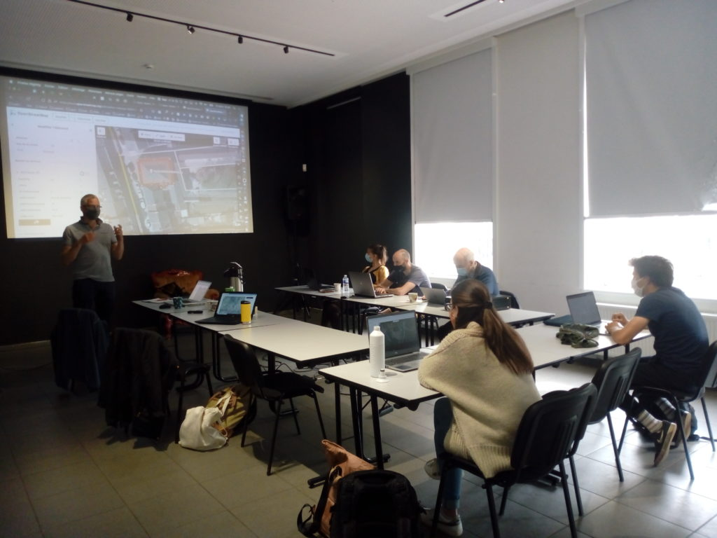 Initiation à la cartographie collaborative (mai 2021)