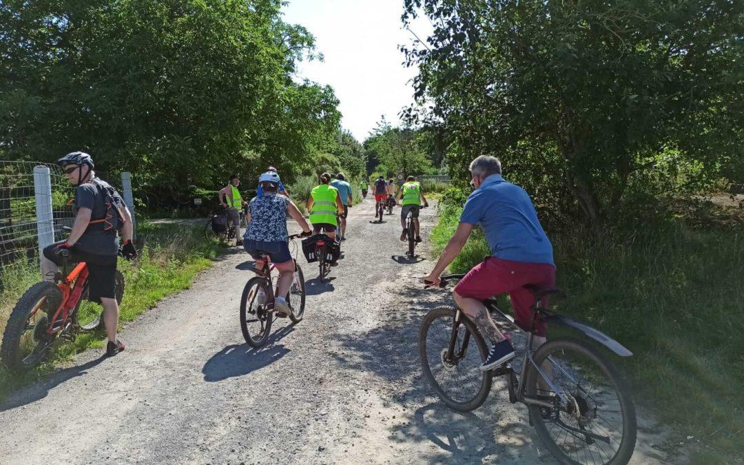 Balade pique-nique à vélo