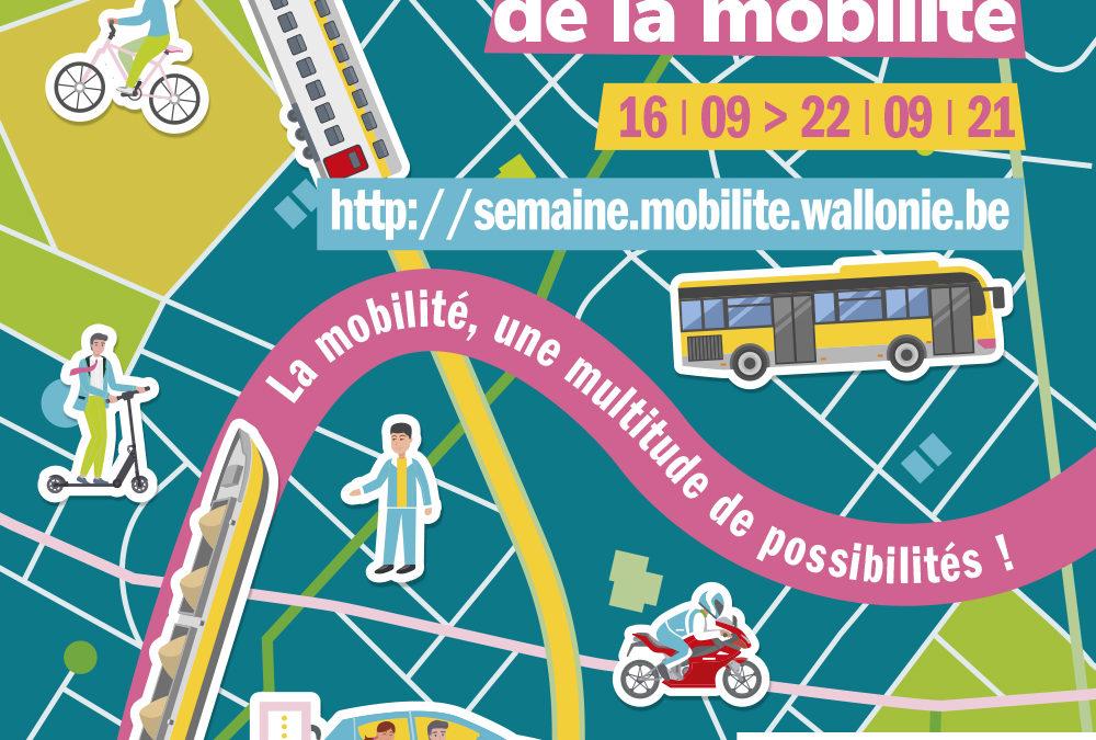 Semaine de la Mobilité 2021 !